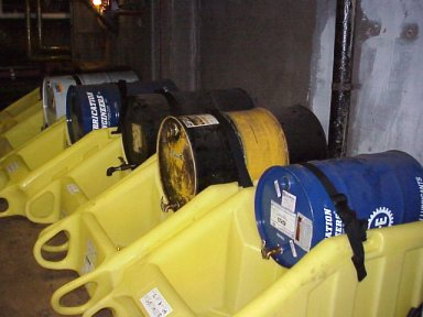 Ehs Manual Spill Prevention Xml Environmental Health And